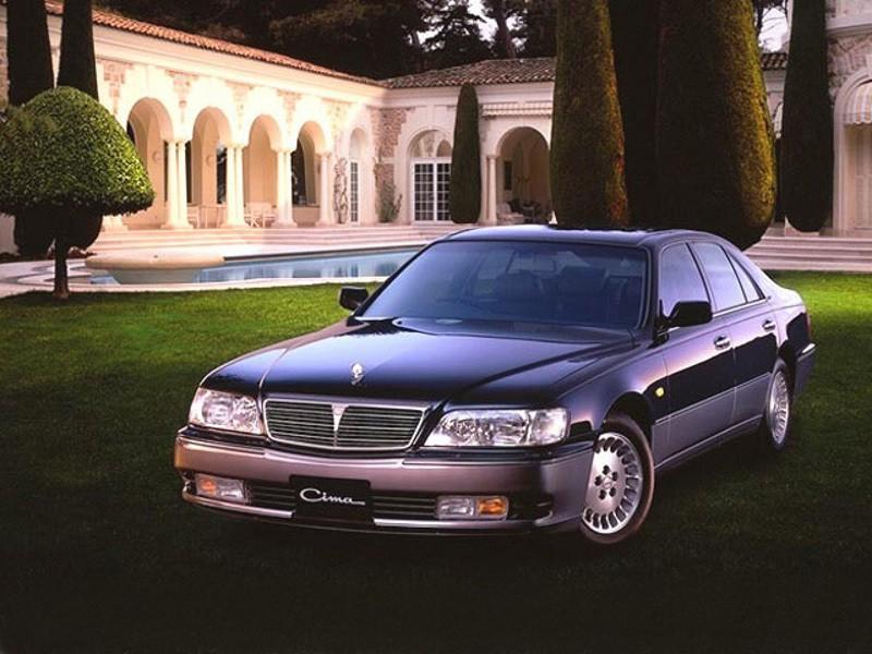 Nissan Cima седан, 1996–2001, Y33 - отзывы, фото и характеристики на Car.ru