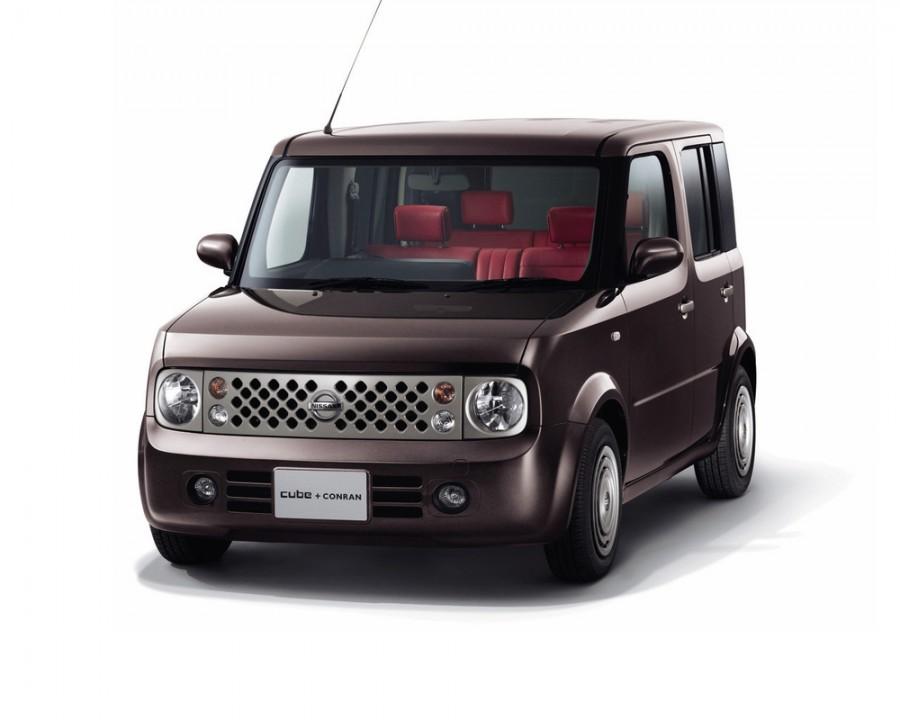 Nissan Cube минивэн 5-дв., 2002–2008, 2 поколение - отзывы, фото и характеристики на Car.ru