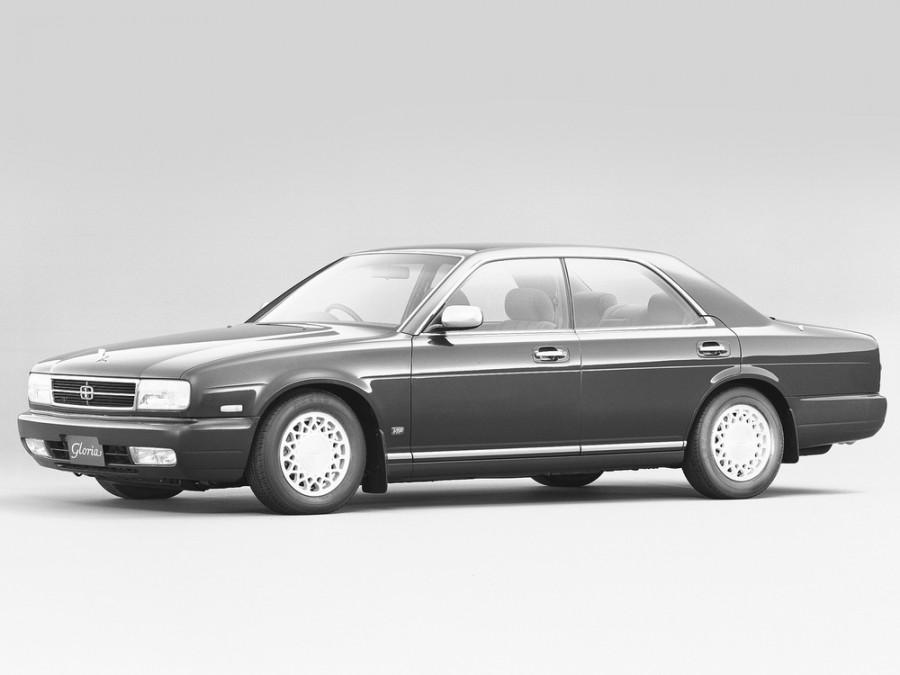 Nissan Gloria хардтоп, 1991–1995, Y32 - отзывы, фото и характеристики на Car.ru