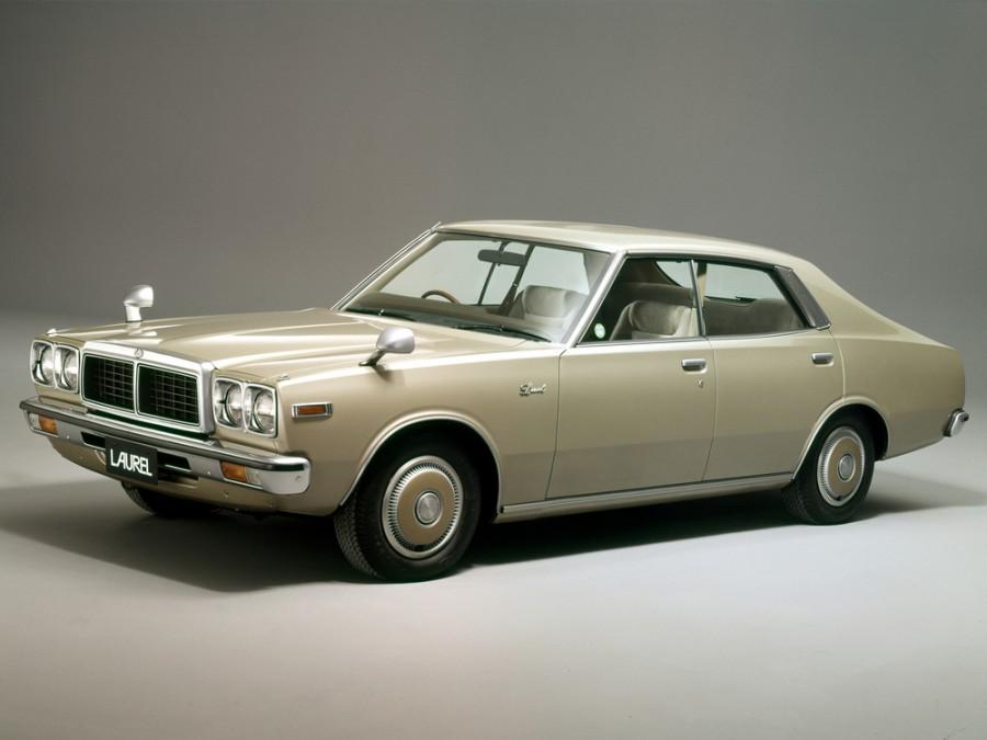 Nissan Laurel хардтоп, 1977–1978, C230 - отзывы, фото и характеристики на Car.ru
