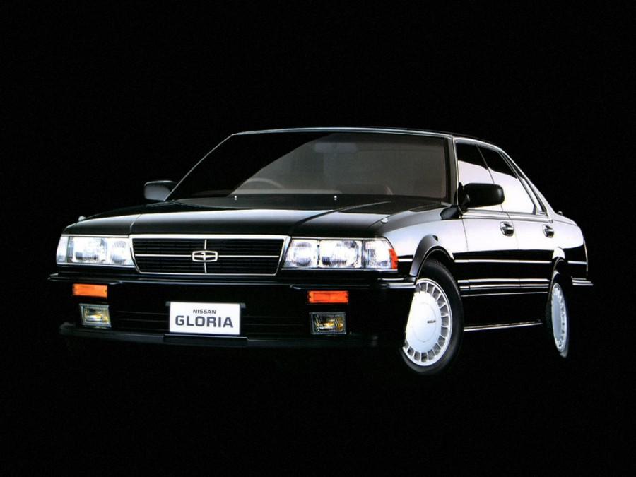 Nissan Gloria хардтоп, 1987–1991, Y31 - отзывы, фото и характеристики на Car.ru