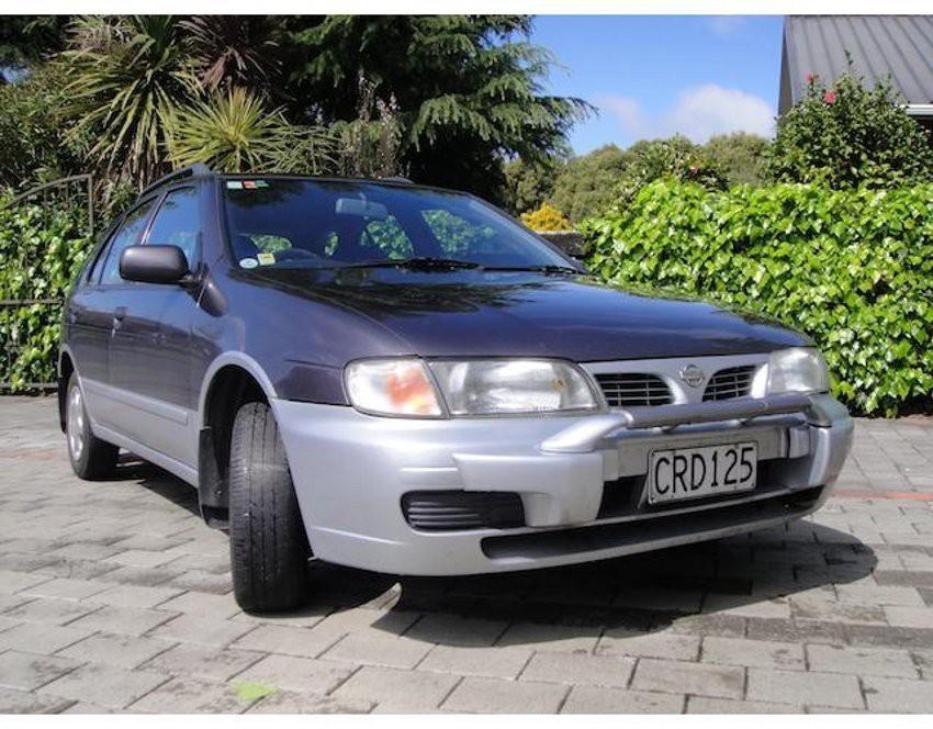Nissan Lucino универсал, 1994–2016, 1 поколение - отзывы, фото и характеристики на Car.ru