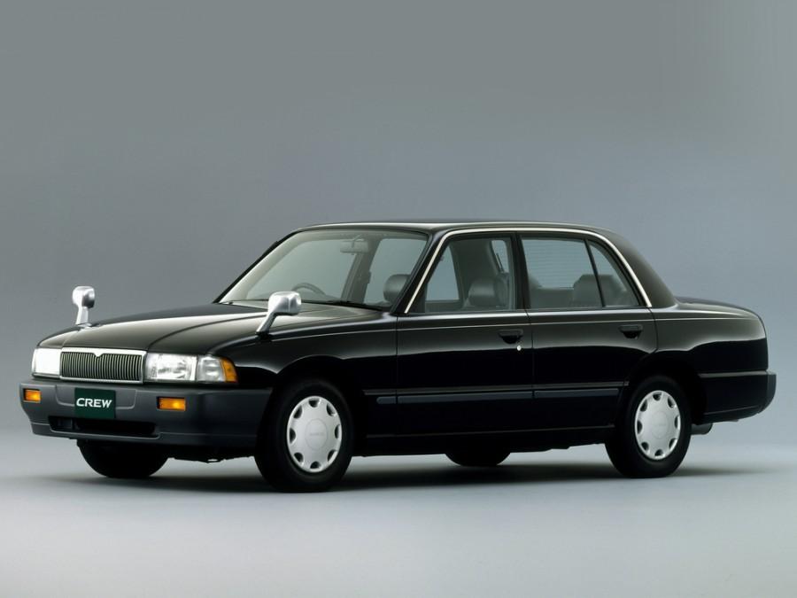 Nissan Crew седан, 1993–2005, K30 - отзывы, фото и характеристики на Car.ru