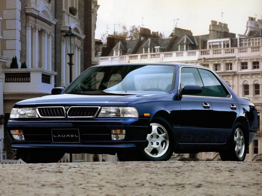 Nissan Laurel хардтоп, 1994–1997, C34 [рестайлинг] - отзывы, фото и характеристики на Car.ru