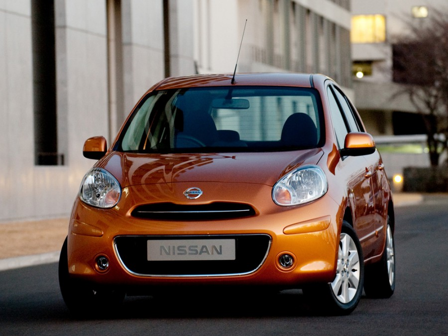 Nissan March хетчбэк, 2010–2016, K14 - отзывы, фото и характеристики на Car.ru