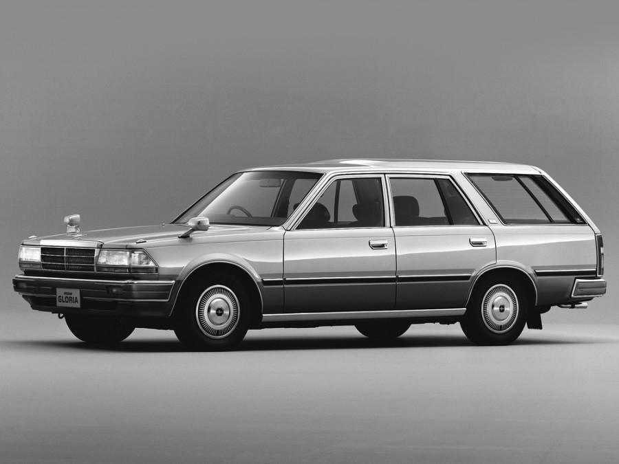 Nissan Gloria универсал, 1985–1987, Y30 - отзывы, фото и характеристики на Car.ru
