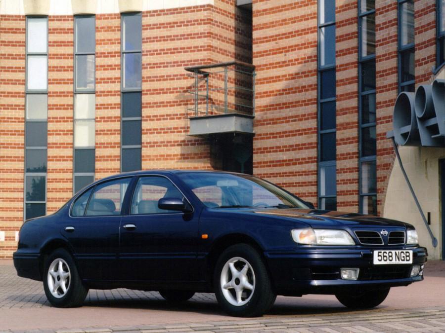 Nissan Maxima седан, 1995–2000, A32 - отзывы, фото и характеристики на Car.ru