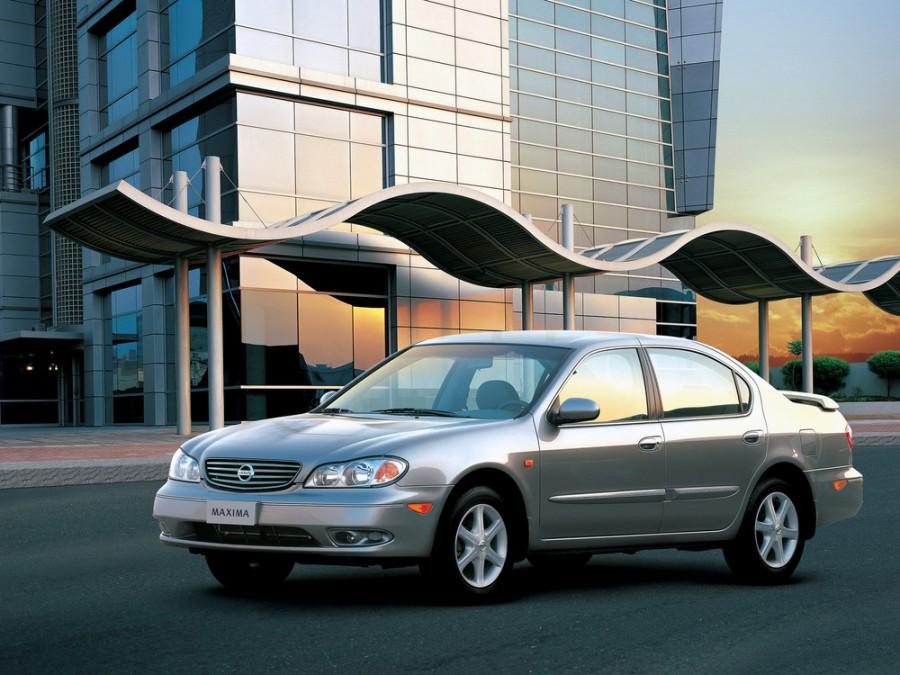 Nissan Maxima седан, 2000–2005, A33 - отзывы, фото и характеристики на Car.ru