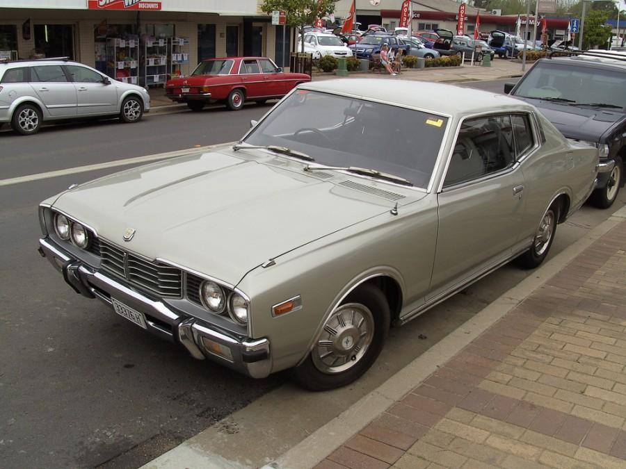 Nissan Gloria купе, 1975–1979, 330 - отзывы, фото и характеристики на Car.ru