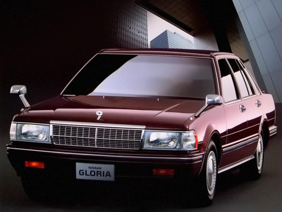 Nissan Gloria седан, 1987–1991, Y31 - отзывы, фото и характеристики на Car.ru