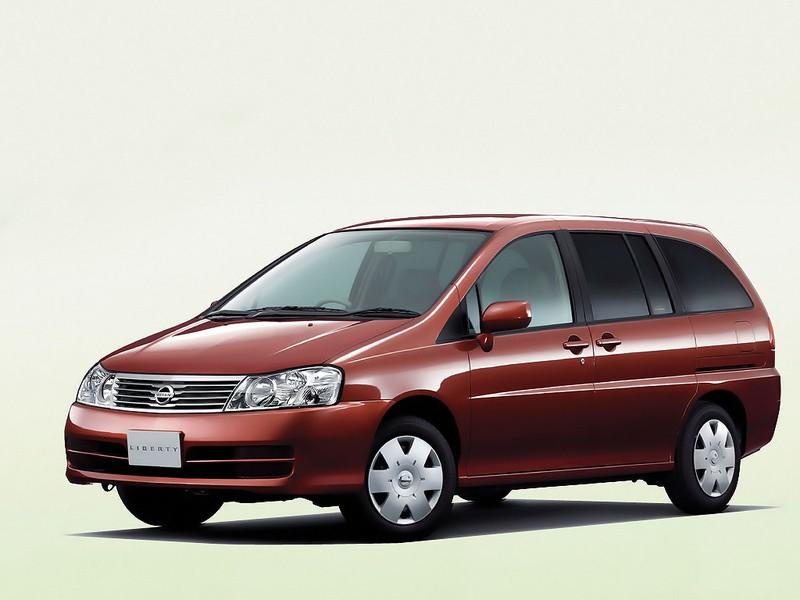 Nissan Liberty минивэн, 1998–2016, M12 - отзывы, фото и характеристики на Car.ru