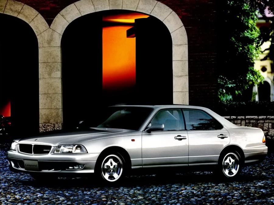 Nissan Leopard седан, 1996–1999, Y33 - отзывы, фото и характеристики на Car.ru