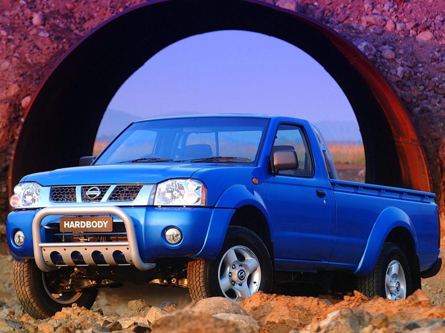 Nissan Hardbody Single Cab пикап 2-дв., D22 - отзывы, фото и характеристики на Car.ru