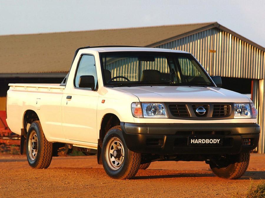 Nissan Hardbody Workhorse пикап 2-дв., D22 - отзывы, фото и характеристики на Car.ru