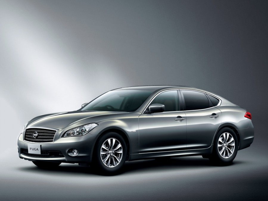 Nissan Fuga седан, 2009–2016, Y51 - отзывы, фото и характеристики на Car.ru
