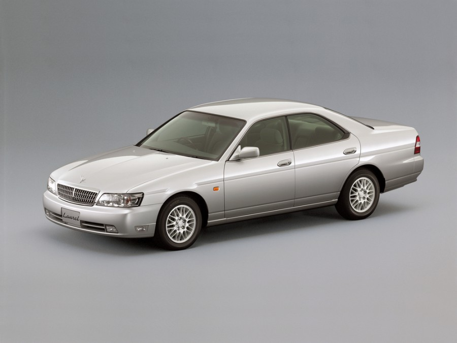 Nissan Laurel хардтоп, 1997–2002, C35 - отзывы, фото и характеристики на Car.ru