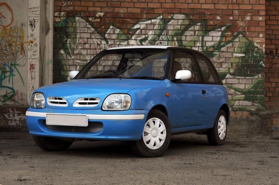 Nissan March хетчбэк 3-дв., 1999–2002, K11 [2-й рестайлинг] - отзывы, фото и характеристики на Car.ru