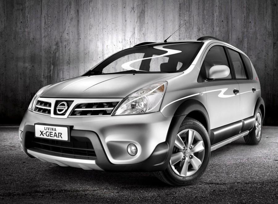 Nissan Livina X-Gear минивэн 5-дв., 2007–2016, 1 поколение - отзывы, фото и характеристики на Car.ru