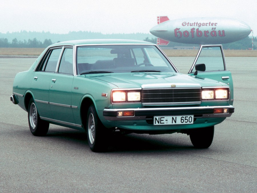 Nissan Laurel седан, 1978–1980, C231 [рестайлинг] - отзывы, фото и характеристики на Car.ru