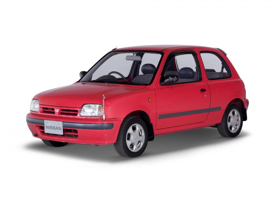 Nissan March хетчбэк 3-дв., 1992–1997, K11 - отзывы, фото и характеристики на Car.ru