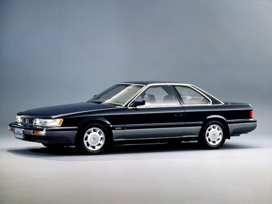 Nissan Leopard купе, 1988–1992, F31 [рестайлинг] - отзывы, фото и характеристики на Car.ru