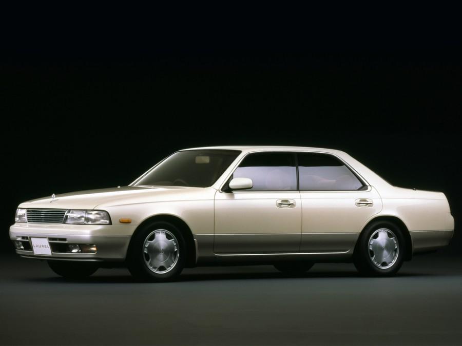 Nissan Laurel хардтоп, 1993–1994, C34 - отзывы, фото и характеристики на Car.ru
