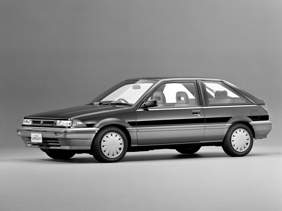 Nissan Langley хетчбэк, 1986–1990, N13 - отзывы, фото и характеристики на Car.ru