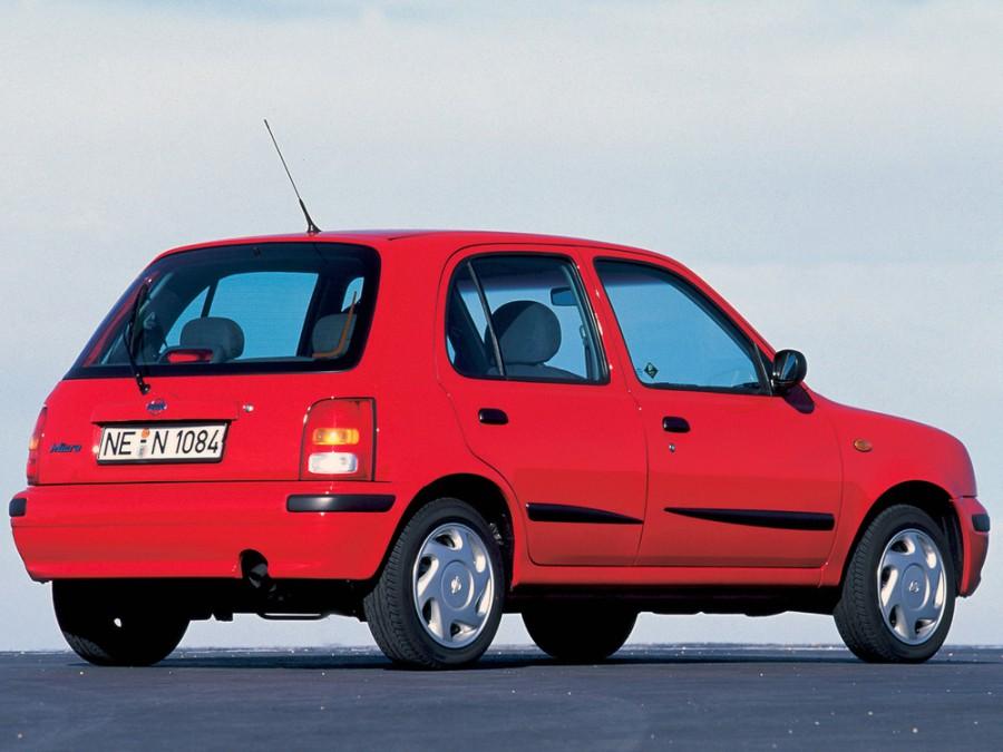 Nissan Micra хетчбэк 5-дв., K11C [рестайлинг] - отзывы, фото и характеристики на Car.ru