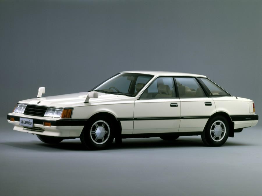 Nissan Leopard седан, 1981–1986, F30 - отзывы, фото и характеристики на Car.ru