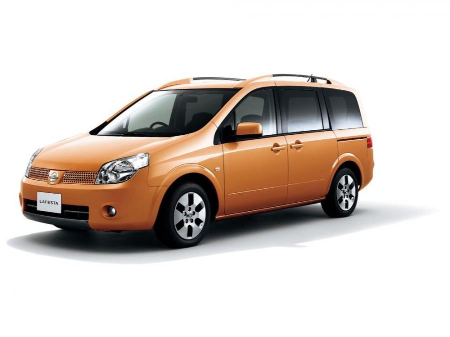 Nissan Lafesta минивэн, 2005–2007, 1 поколение - отзывы, фото и характеристики на Car.ru