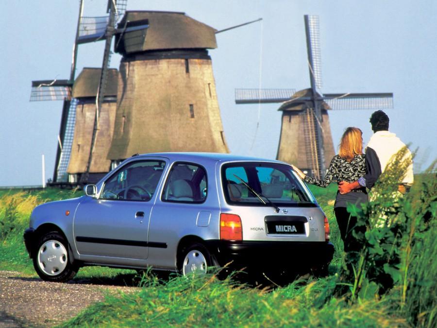 Nissan Micra хетчбэк 3-дв., 1992–2002, K11 - отзывы, фото и характеристики на Car.ru