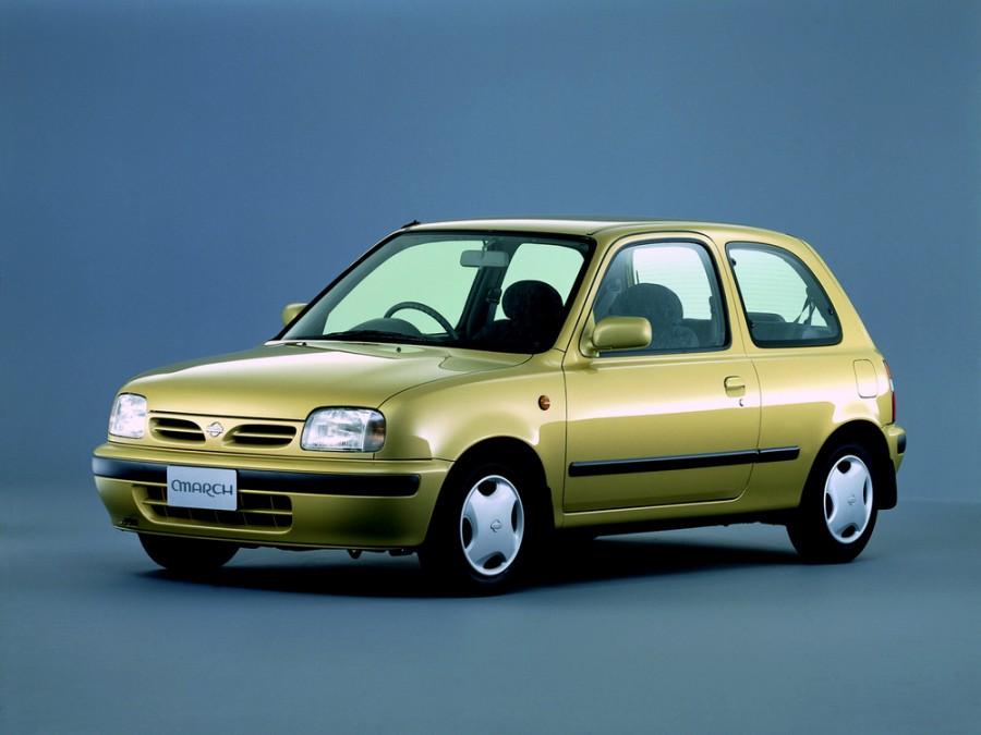 Nissan March хетчбэк 3-дв., 1997–2002, K11 [рестайлинг] - отзывы, фото и характеристики на Car.ru