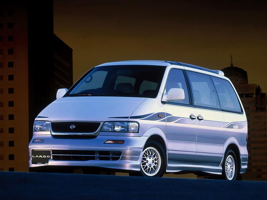 Nissan Largo Highway Star II минивэн 5-дв., 1996–1999, W30 [рестайлинг] - отзывы, фото и характеристики на Car.ru