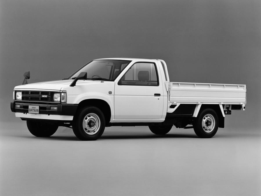 Nissan Datsun Truck борт, 1989–1996, D21 - отзывы, фото и характеристики на Car.ru