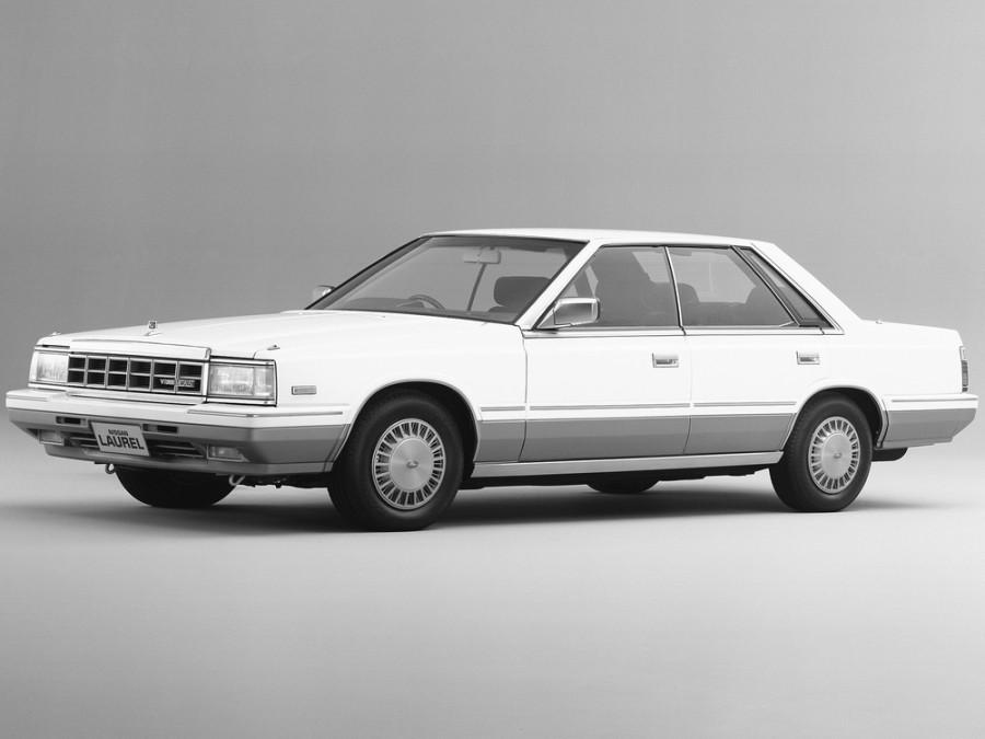Nissan Laurel хардтоп, 1984–1986, C32 - отзывы, фото и характеристики на Car.ru