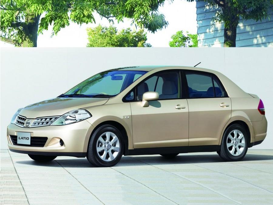 Nissan Latio седан, 2008–2016, C11 [рестайлинг] - отзывы, фото и характеристики на Car.ru