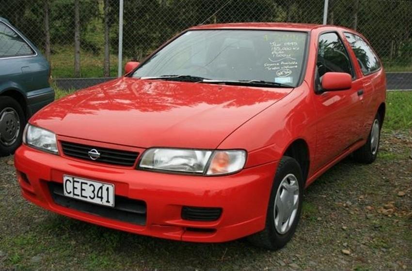 Nissan Lucino хетчбэк, 1994–2016, 1 поколение - отзывы, фото и характеристики на Car.ru