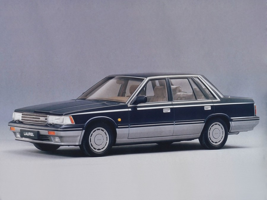 Nissan Laurel седан, 1986–1993, C32 [рестайлинг] - отзывы, фото и характеристики на Car.ru