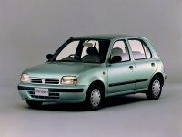 Nissan March, K11, Хетчбэк 5-дв., 1992–1997