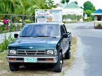 Nissan Hardbody, D21 [рестайлинг], Crew cab пикап 4-дв.