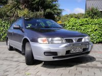 Nissan Lucino, 1 поколение, Универсал, 1994–2016