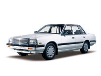 Nissan Laurel, C32, Седан, 1984–1986