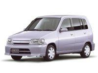Nissan Cube, 1 поколение, Минивэн, 1998–2003