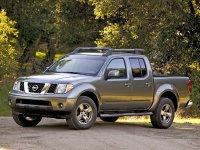 Nissan Frontier, 2 поколение, Crew cab пикап 4-дв., 2005–2016