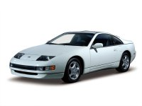 Nissan Fairlady Z, Z32, T-top тарга 3-дв., 1989–1996