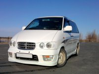 Nissan Largo, W30 [рестайлинг], Highway star touring минивэн 5-дв., 1996–1999
