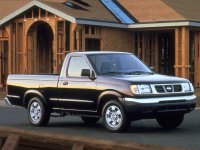 Nissan Frontier, 1 поколение, Regular cab пикап 2-дв., 1998–2016