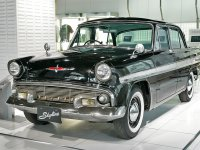 Nissan Gloria, BLSI, Седан, 1959–1962