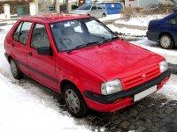 Nissan March, K10 [2-й рестайлинг], Хетчбэк 5-дв., 1989–1991