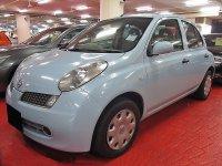 Nissan March, k12 [рестайлинг], Хетчбэк 5-дв., 2005–2007